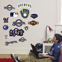 Brewers Logo Wall Decals