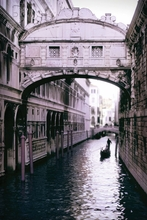 Bridge of Sighs Wall Art
