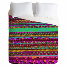 Bright Tribal Lightweight Duvet Cover