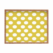 Brightest Chartreuse Rectangle Tray