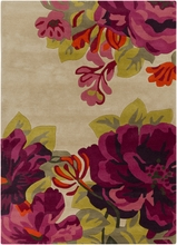 Brilliant Flowers Rug