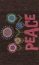 Brown Peace Skylar Rug