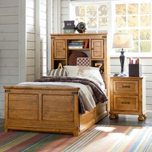Bryson Bookcase Bed