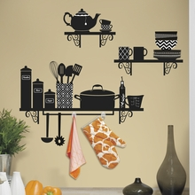 Build A Kitchen Wall Decals