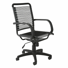 Bungie High Back Office Chair in Black and Graphite Black