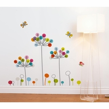 Buttercups Transfer Wall Decals