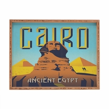 Cairo Rectangular Tray