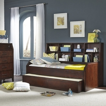 Camden Bookcase Bed