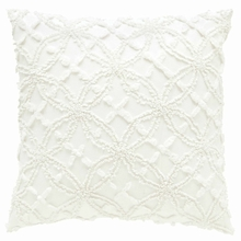 Candlewick Dove White Pillow