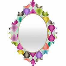 Candy Gouttelette Baroque Mirror