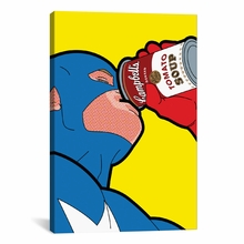Captain-Campbell Canvas Wall Art
