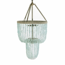 Ro Sham Beaux Carmen Beaded Chandelier