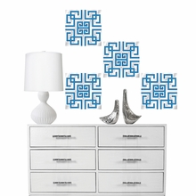 Carnaby Blox Wall Decals