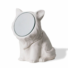 Cat Mirror Vanity Companion