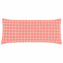 Chadna Coral Rectangular Pillow