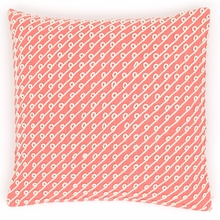 Chadna Coral Square Pillow