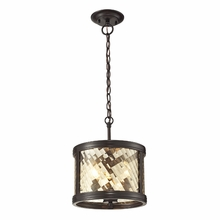 Chandler Pendant In Oil Rubbed Bronze