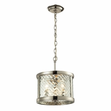 Chandler Pendant In Polished Nickel