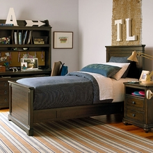 Heritage Panel Bed