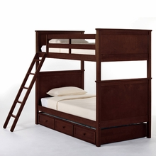 Merlot Cameron Bunk Bed