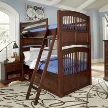 Chester Twin Over Twin Bunk Bed