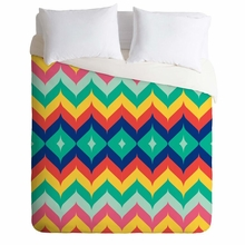 Chevron 5 Lightweight Duvet Cover