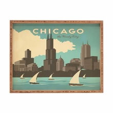 Chicago Rectangular Tray