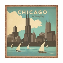 Chicago Square Tray