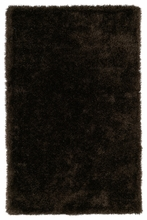 Chocolate Posh Shag Rug