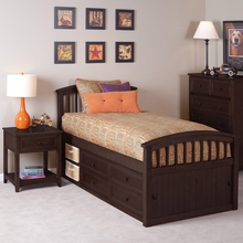 Cocoa Ashton Bed
