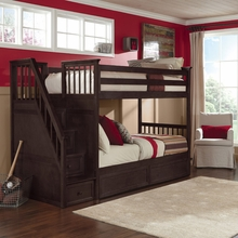 Cocoa Stair Twin Bunk