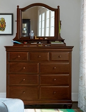 Martin Cherry Dressing Chest