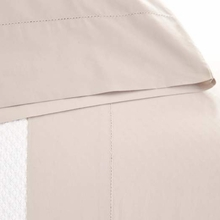 Classic Hemstitch Platinum Sheet Set