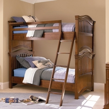 Henry Brown Bunk Bed