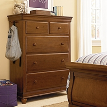 Henry Brown Drawer Chest