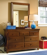 Henry Brown Drawer Dresser