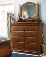 Henry Brown Dressing Chest