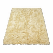 Classic Sheepskin Rectangle Rug