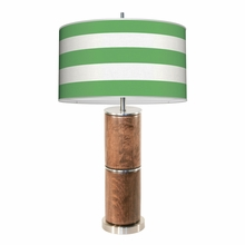 Colin Table Lamp in Multiple Patterns
