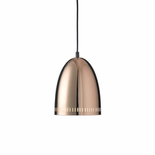 Copper Mini Dynamo Pendant Light