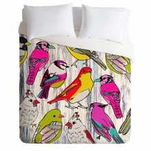 Couture Home Birds Lightweight Duvet Cover