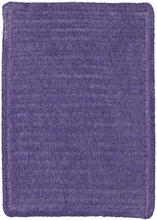 Custom Creations Braided Rug in Royal Purple
