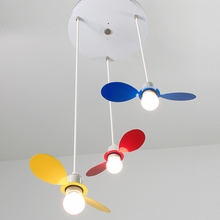 Cut Out 3-Light Hanging Pendant