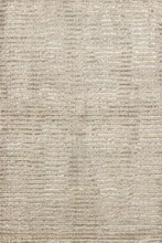 Cut Stripe Hand-Knotted Rug in Ocean