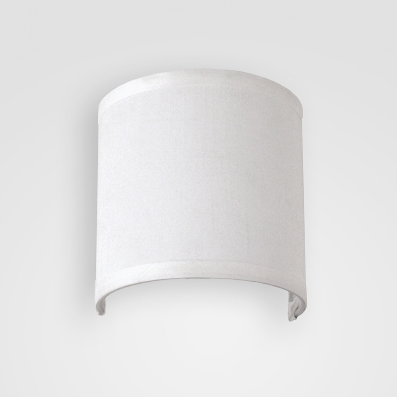 District17 dame petite white linen half shade shades dame petite white linen half shade aloadofball Gallery