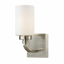 Dawson Sconce In Brushed Nickel