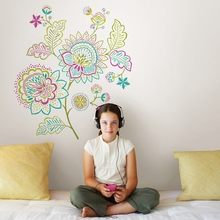 Delila Wall Decals
