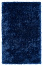 Denim Posh Shag Rug