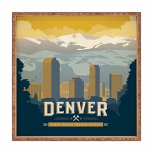 Denver 1 Square Tray