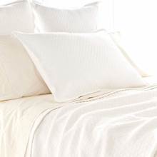 On Sale Diamond White Matelasse Standard Sham